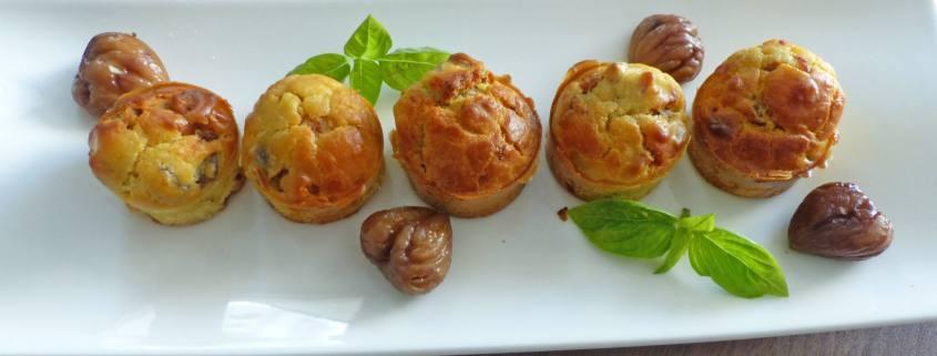 Muffins au foie gras et aux châtaignes P1270144 R