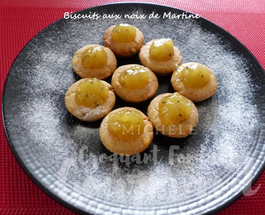 Biscuits aux noix de Martine P1280348 R