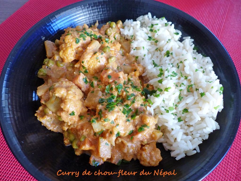 Curry de chou-fleur du Népal P1280693 R (Copy)