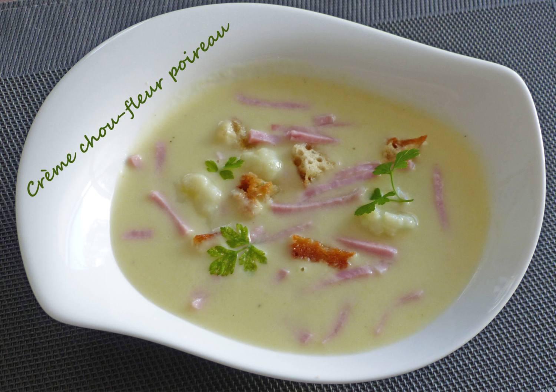 Crème chou-fleur poireau P1280831 R