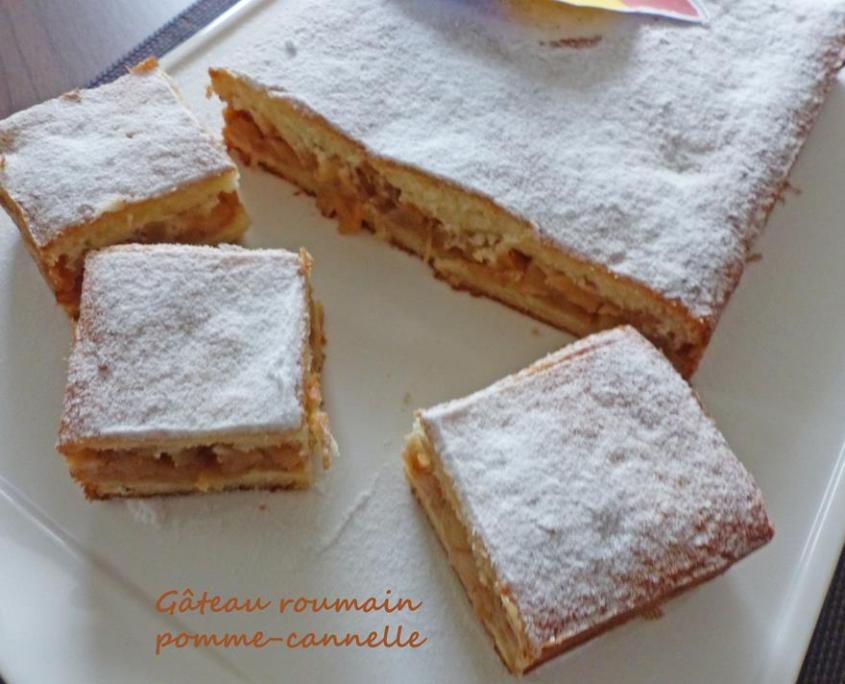 Gâteau roumain pomme-cannelle P1280923 R (Copy)