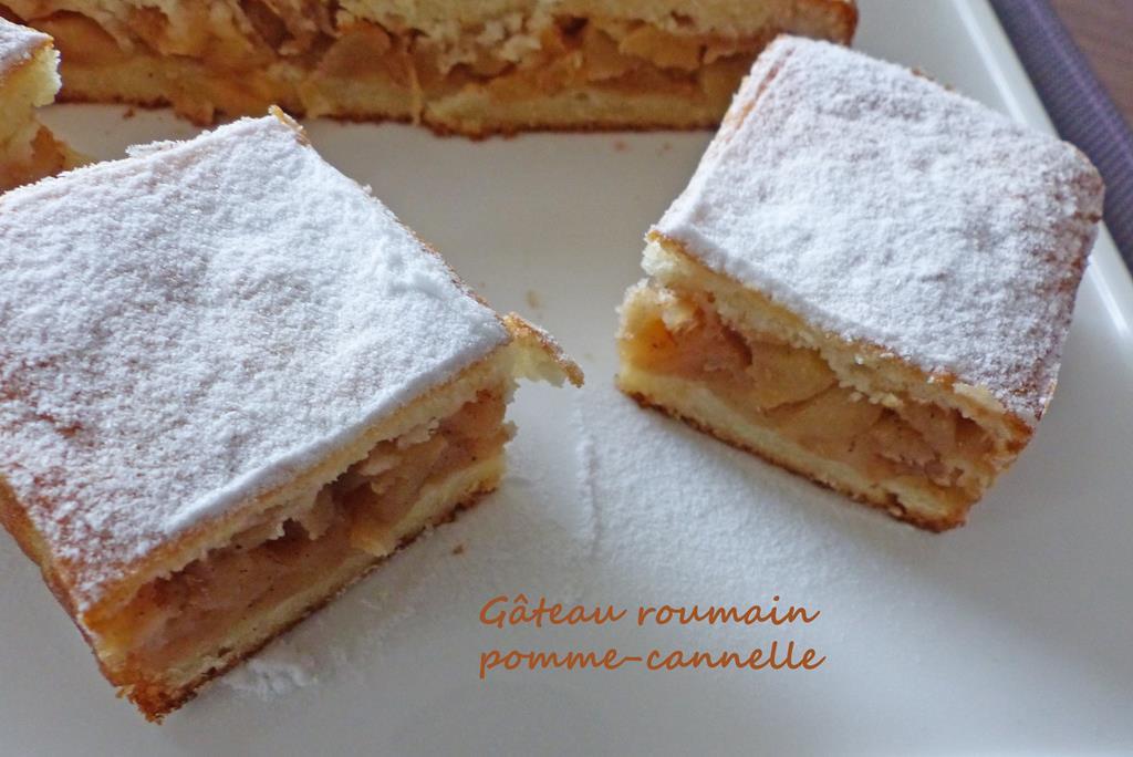 Gâteau roumain pomme-cannelle P1280924 R (Copy)