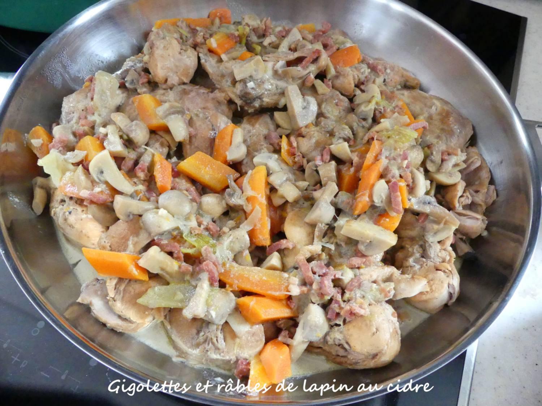 Gigolettes et râbles de lapin au cidre P1000104 R