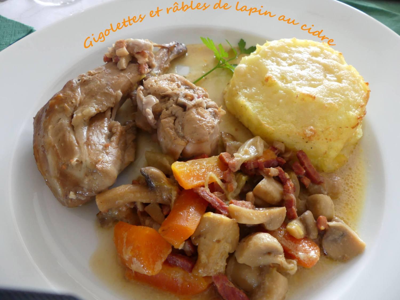 Gigolettes et râbles de lapin au cidre P1000108 R