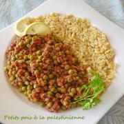 Petits pois à la palestinienne P1000144 R (Copy)