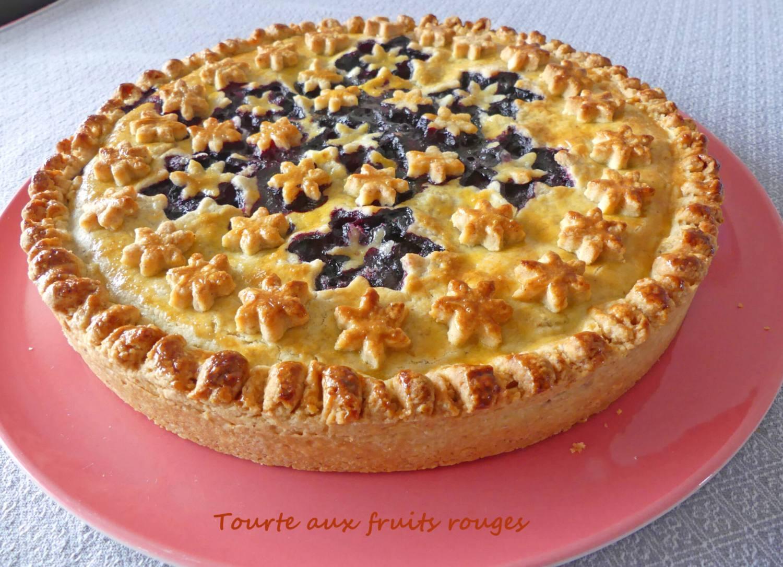 Tourte aux fruits rouges P1000467 R