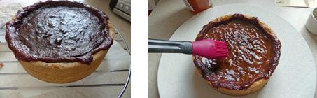 flan pâtissier à la griotte 6 2x1