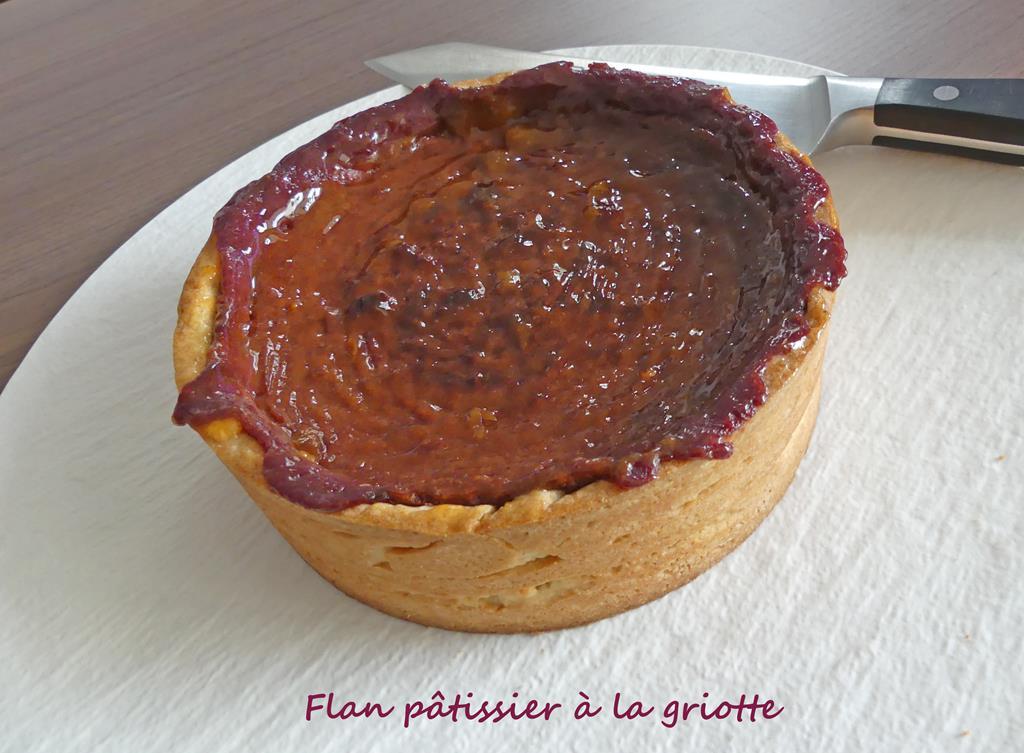 Flan pâtissier à la griotte P1000630 R (Copy)