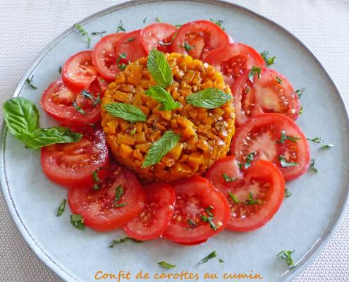 Confit de carottes au cumin P1250497 R