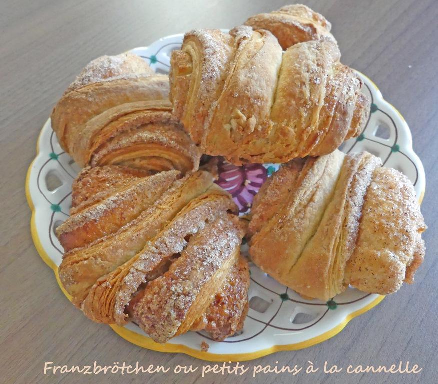 Franzbrötchen ou petits pains à la cannelle P1010826 R (Copy)