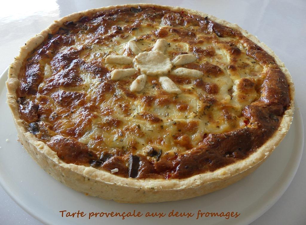 Tarte provençale aux deux fromages P1020611 R (Copy)