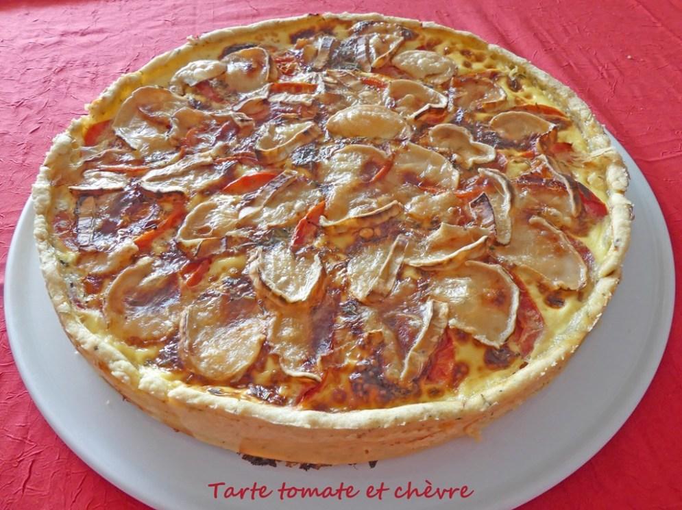 Tarte tomate et chèvre P1020598 R (Copy)