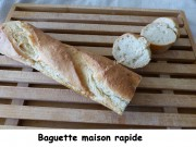 Baguette maison rapide Index P1000965
