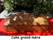 Cake grand-mère Index DSCN3859