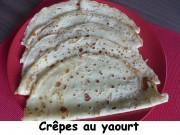 Crêpes au yaourt Index P1000992