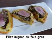 Filet mignon au foie gras Index P1000873