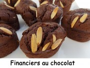 Financiers au chocolat Index DSCN3379