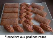 Financiers aux pralines roses Index DSCN4004