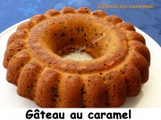 Gâteau au caramel Index P1040546
