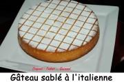Gâteau sablé à l'italienne Index - DSC_4116_1680
