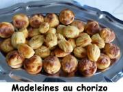 Madeleines au chorizo Index P1030775