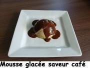 Mousse glacée saveur café Index P1030998