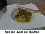 Nouilles jaunes aux légumes Index DSCN4648