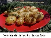 Pommes de terre Ratte au four Index DSCN5522