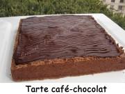 Tarte café-chocolat Index DSCN3668