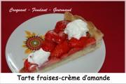 avril 2008 tarte aux fraises à la crème d'amande Index152 copie