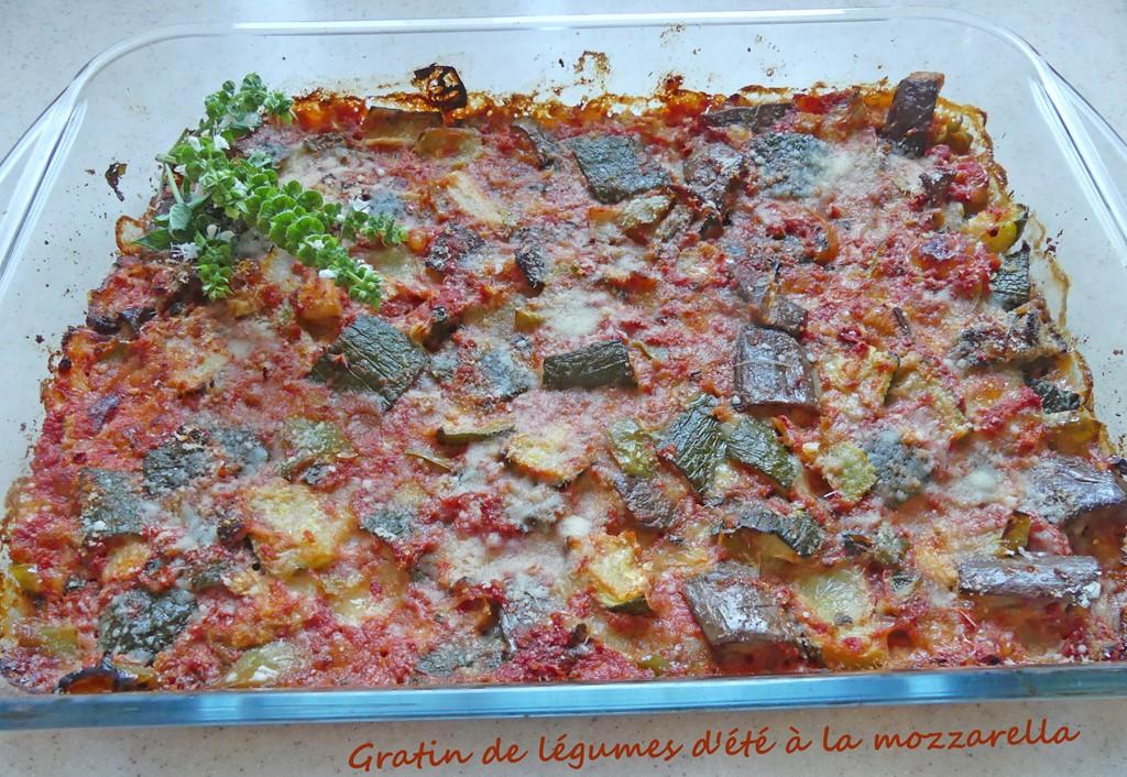 Gratin de légumes d'été à la mozzarella P1020487 R (Copy)