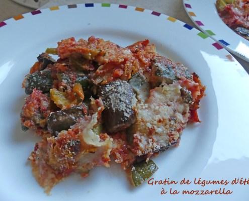 Gratin de légumes d'été à la mozzarella P1020489 R (Copy)