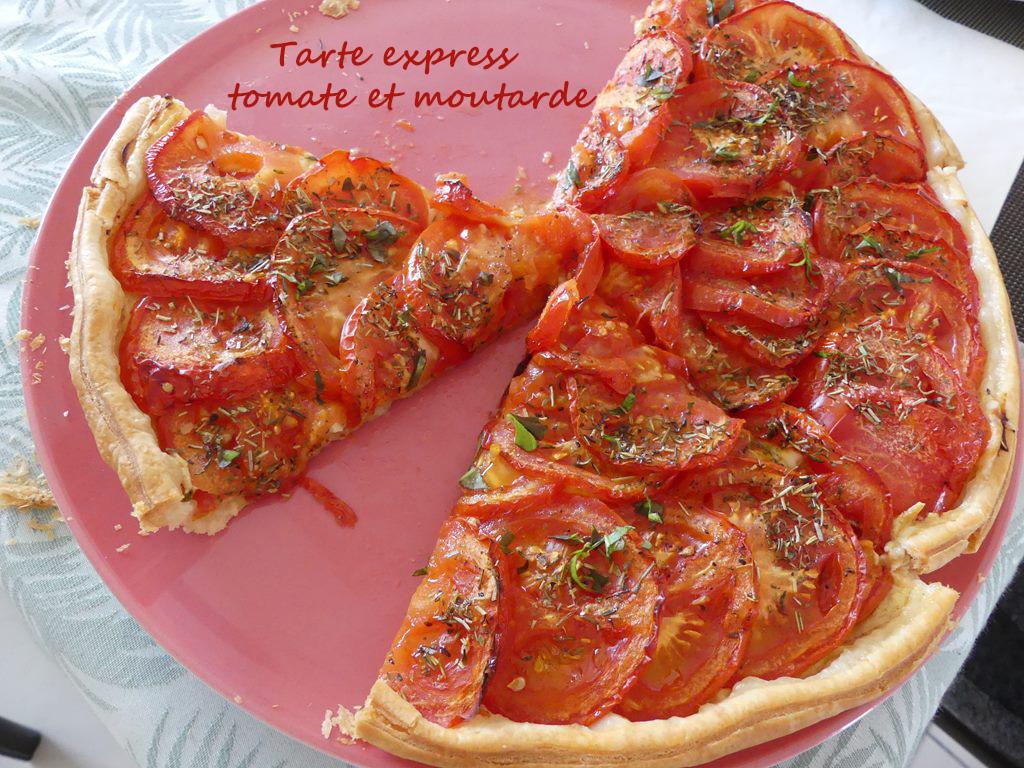 Tarte express tomate et moutarde P1020553 (Copy) R