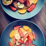 Couronne feuilletée aux légumes