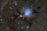 NGC 1333: Stellar Nursery in Perseus