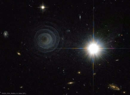 The Extraordinary Spiral in LL Pegasi