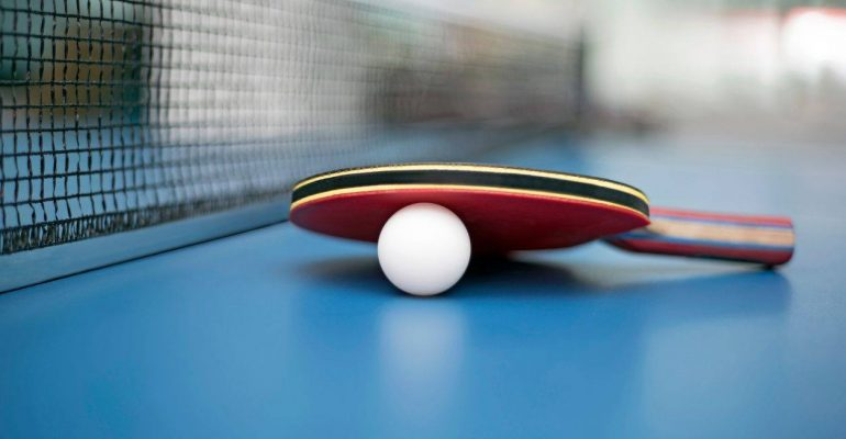 The result of table tennis competition table tennis / Sport Complex /Galleries / Competition of table tennis / Home