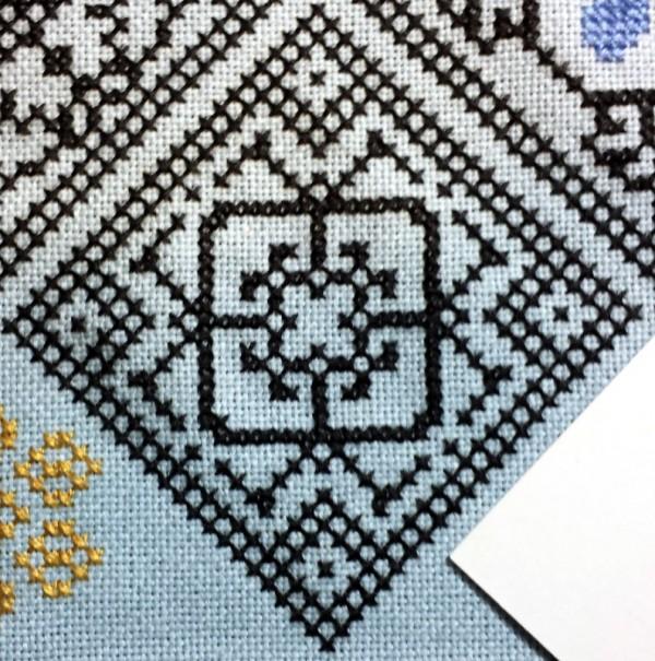 free diamond stitchalong patterns