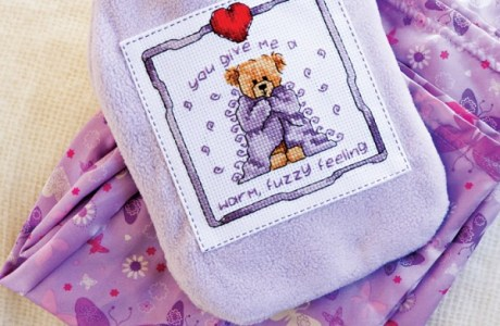 A Sweet Gift Idea to Cross Stitch