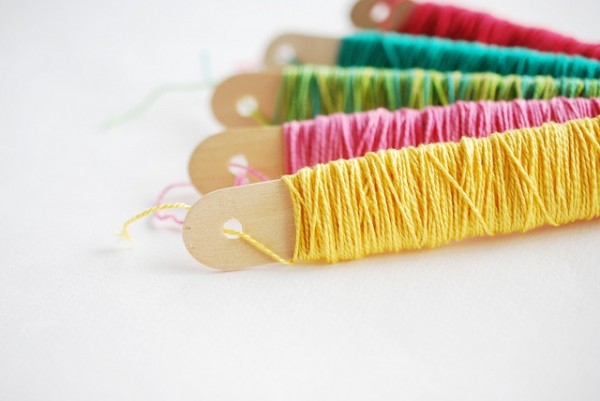 Easy Ways to Store Embroidery Floss