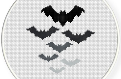 Stitch Some Bats for Your Belfry