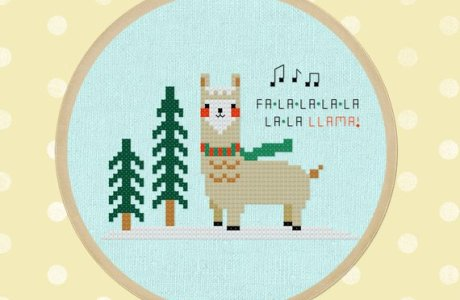 Who's Ready for Christmas Cross Stitch?
