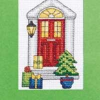 Christmas Card Cross Stitch Designs