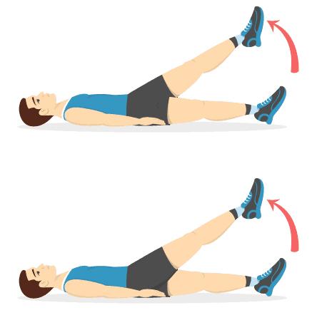 Alternatif kaldırma bacakları