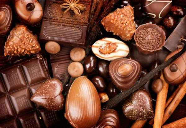 Таблица калорийности шоколада всех марок (включая БЖУ)