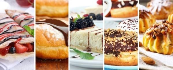 Таблица калорийности тортов и их состав БЖУ