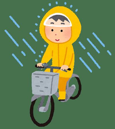 自転車 レインウェア