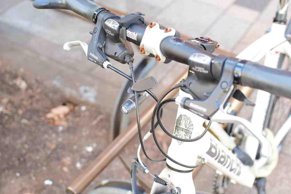 クロスバイクの正しい変速操作