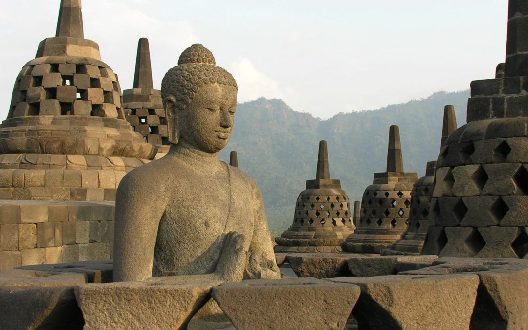 Chandler Writes Second Travel Guide To Indonesia