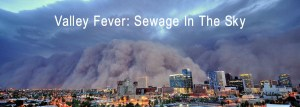 Valley Fever and sewage sludge